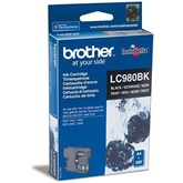 BROTHER EREDETI Tintapatron black, LC980, DCP145C,165C